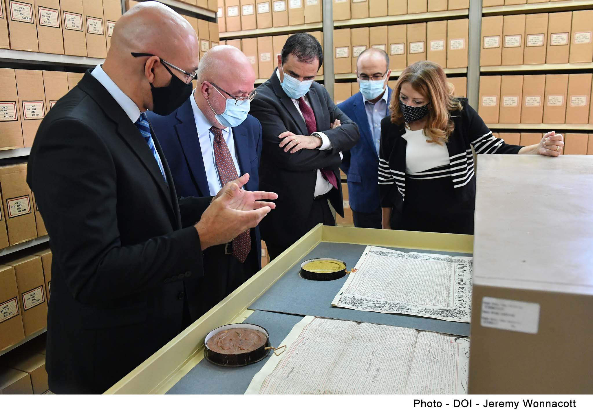 Technological investment in Customs and National Archives is paying off